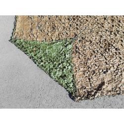 Filet de camouflage nature renforcé