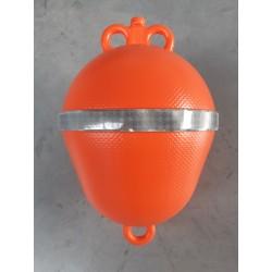 Bouée orange avec bande Solas